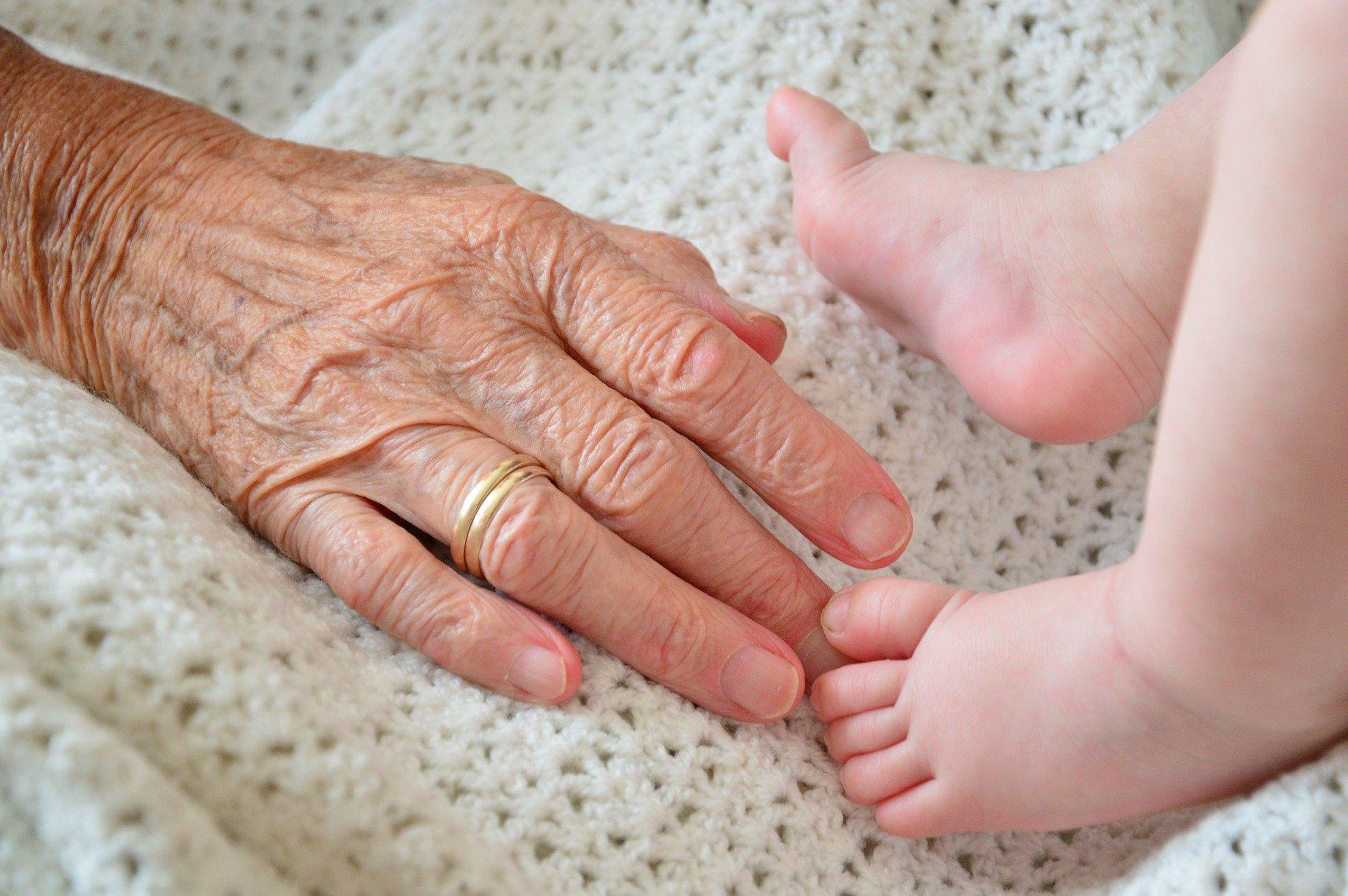 kontakty babć idziadków z wnukami