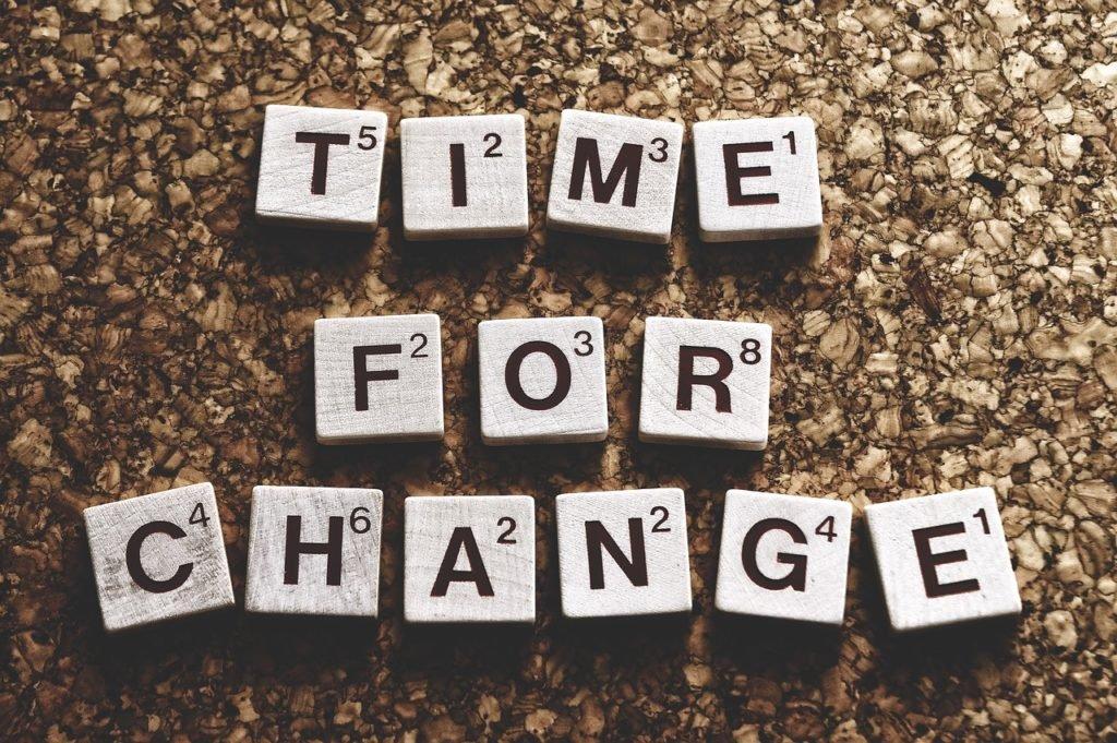 Zmiany wprawie
